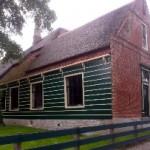 Restauratie stolp Twisk